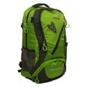 Рюкзак туристический 30 л TEYIHONG 52х32х17 серо-зеленый
