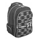 Рюкзак спортивный UNDER ARMOUR 43x28x23 черно-серый