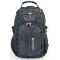 Рюкзак спортивный SWISSGEAR 7228 30л 44x32x13 черный