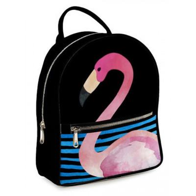 Рюкзак женский Presentville Фламинго на море R000150