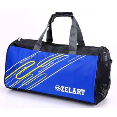 Сумка спортивная ZELART 50*25*25 синяя
