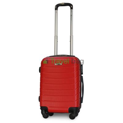 Чемодан пластиковый FLY 1107 мини красный 51 см