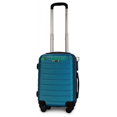 Чемодан пластиковый FLY 1107 мини синий 51 см