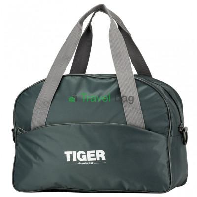 Сумка дорожная Tiger Athletic 29х40 серая S842601