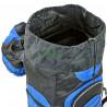 Рюкзак туристический каркасный DEUTER 60+10 литров нижний вход синий