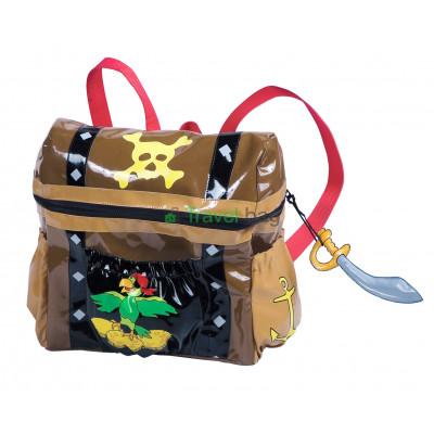 Рюкзак детский Kidorable Пират R000247