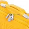 Чемодан пластиковый CarryOn Wave малый желтый