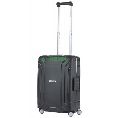 Чемодан пластиковый CarryOn Steward малый черный