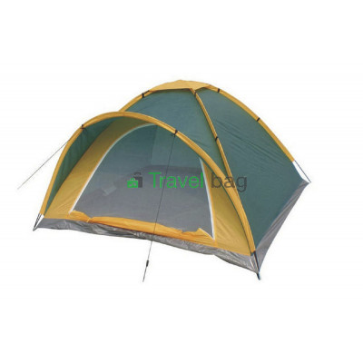 Палатка пятиместная GEMIN 2,40 х 2,40 м зеленая TSY2405