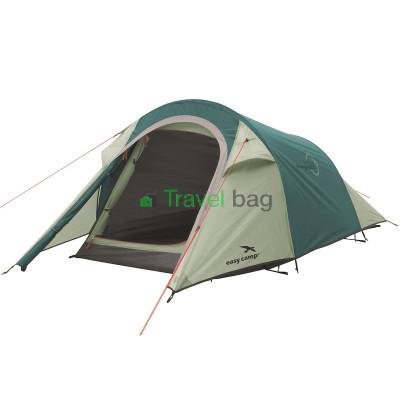 Палатка двухместная Easy Camp Energy 200 Teal зеленая