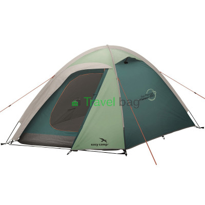 Палатка двухместная Easy Camp Meteor 200 зеленая