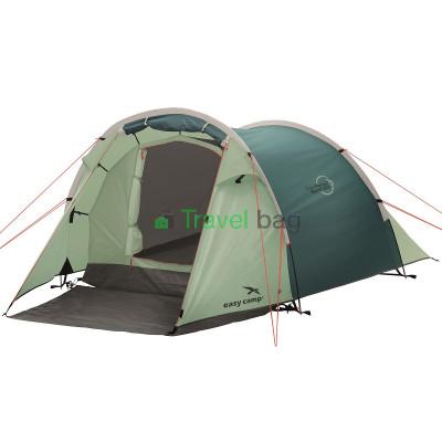 Палатка двухместная Easy Camp Spirit 200 зеленая