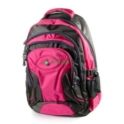 Рюкзак ST серо-розовый R000248