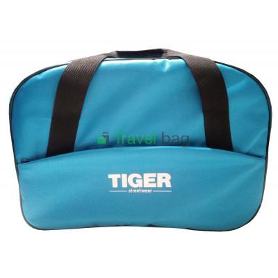 Сумка дорожная Tiger Athletic 29х40 голубая S843401
