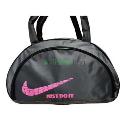 Сумка женская спортивная Nike 28х45 серая S000111