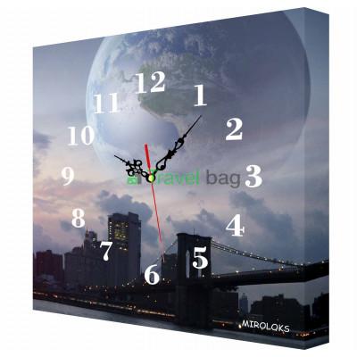 Настенные часы MIROLOKS fantasy-1 35х35 см M00008