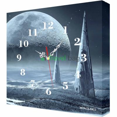 Настенные часы MIROLOKS fantasy-3 35х35 см M00020