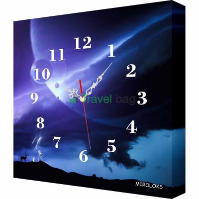 Настенные часы MIROLOKS fantasy-4 35х35 см M00023
