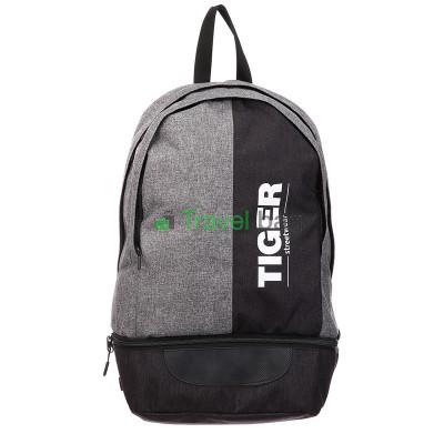 Рюкзак TIGER Class серый R218860