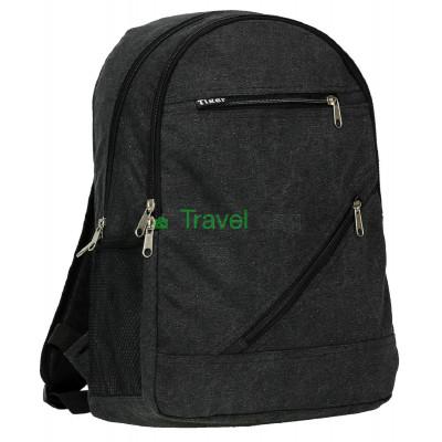 Рюкзак TIGER Voyage черный R255850