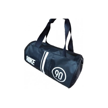 0b97ed022492 Сумка спортивная Nike 90 круглая малая темно-синяя 45 см - Travel Bag