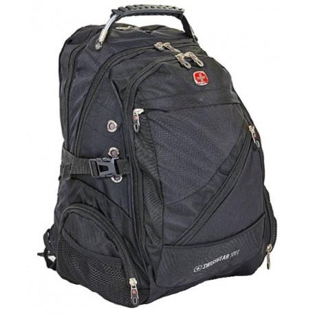 Рюкзак спортивный SWISSGEAR 1529 30л 44x32x17 черный