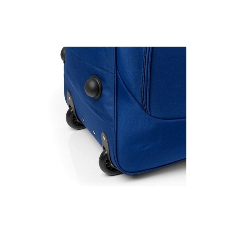 3a4bb9d84dc6 Сумка дорожная на колесах Gabol Roll 83 л большая синяя - Travel Bag