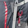 Рюкзак туристический Ferrino Finisterre 28 нижний вход графит (серый)