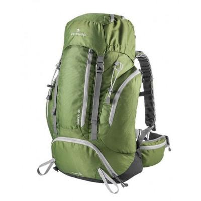 Рюкзак туристический Ferrino Durance 30 нижний вход зеленый