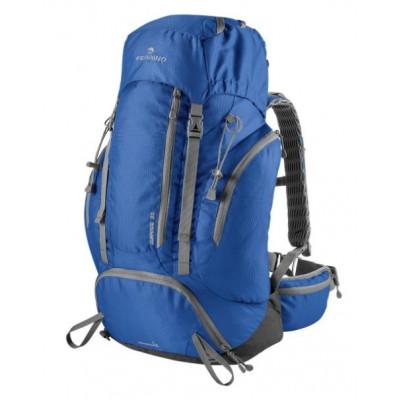 Рюкзак туристический Ferrino Durance 40 нижний вход синий