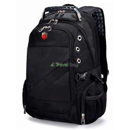 Рюкзак спортивный SWISSGEAR 7650B 30л 44x32x17 черный