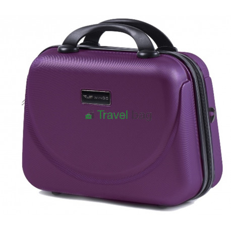 Кейс пластиковый WINGS 310 темно-фиолетовый