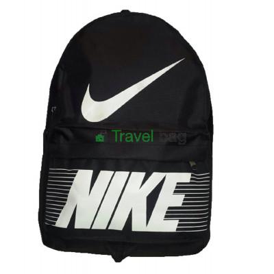 Рюкзак спортивный Nike (Найк) черный 40х30 см