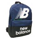 Рюкзак спортивный New balance черно-синий 40х30 см