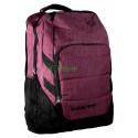 Рюкзак спортивный Wiste 45х30 черно-бордовый