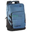 Рюкзак спортивный Wiste 45х30 черно-синий