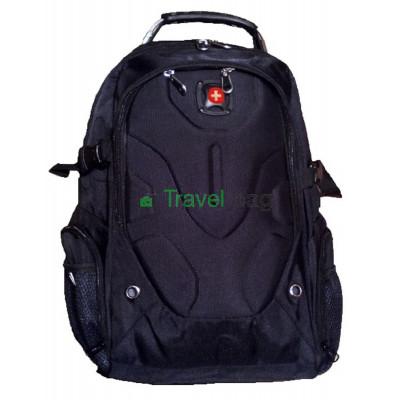 Рюкзак спортивный SWISSGEAR 55338 30л 44x32x17 черный
