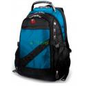 Рюкзак спортивный SWISSGEAR 7650C 30л 44x32x17 черно-синий