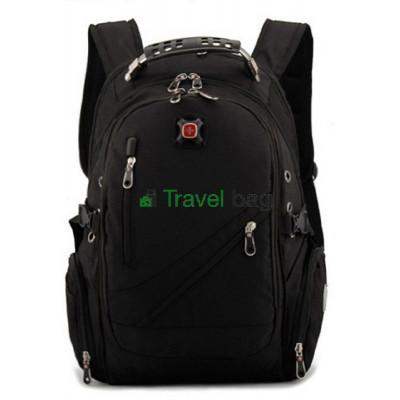 Рюкзак спортивный SWISSGEAR 558815-3 15л 38x24x15 черный