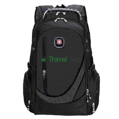 Рюкзак спортивный SWISSGEAR 557658B 30л 48x33x17 черный