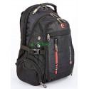 Рюкзак спортивный SWISSGEAR 6910 30л 44x32x13 черный