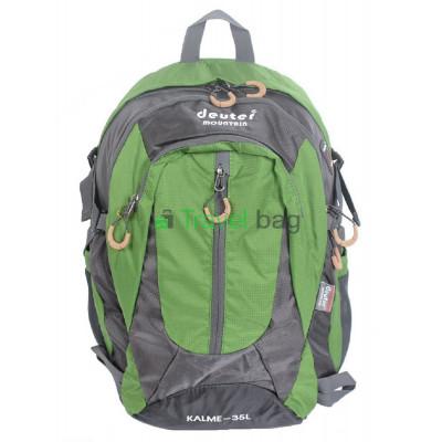 Рюкзак городской DEUTER Mountain 35 л серо-зеленый