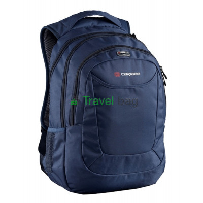 Рюкзак городской Caribee College 30 синий