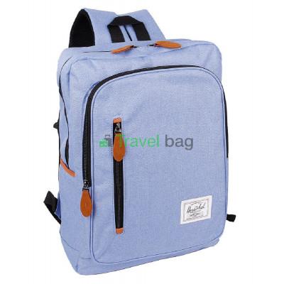 Рюкзак городской The Herschel голубой R50502