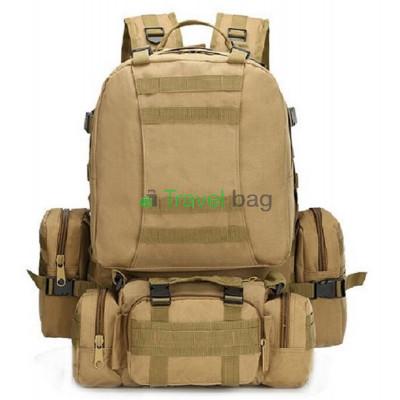 Рюкзак тактический 55 л койот