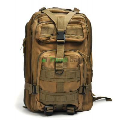Рюкзак тактический 25 л койот