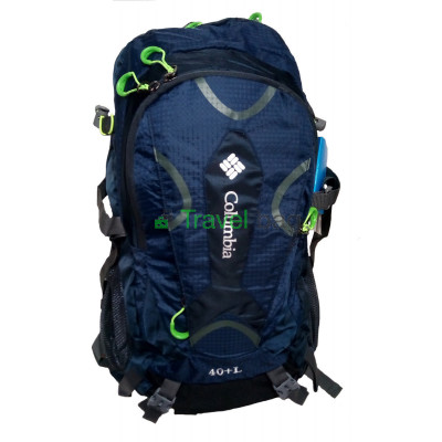 Рюкзак туристический Columbia 40 л темно-синий R001090