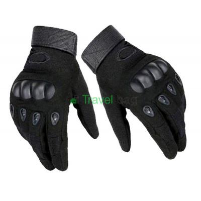 Перчатки тактические Oakley полнопалые L черные