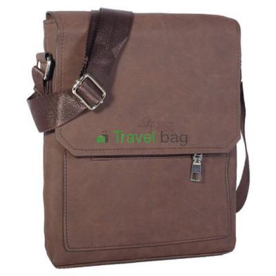 Сумка планшет EFENG 23*26*5 коричневая S54270