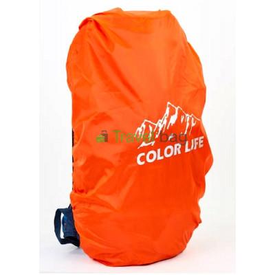 Чехол на рюкзак ZELART 50-60 л оранжевый